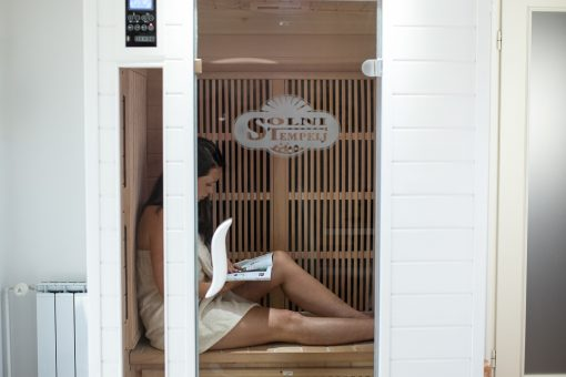 Solna infra kabina Home Deluxe